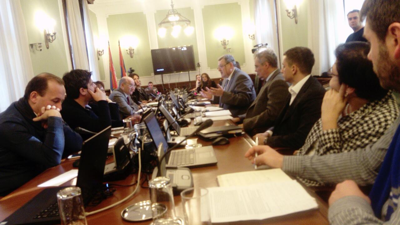 Трећа седница Одбора за зaштиту животне средине